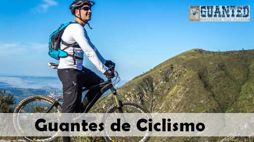 Enlace a la guía de guantes de ciclismo