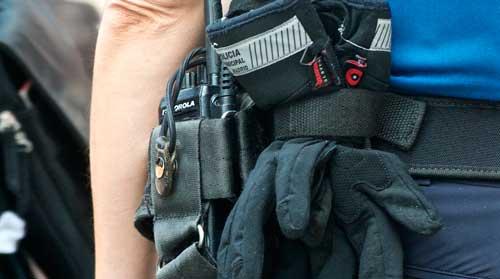 guantes anticorte policiales