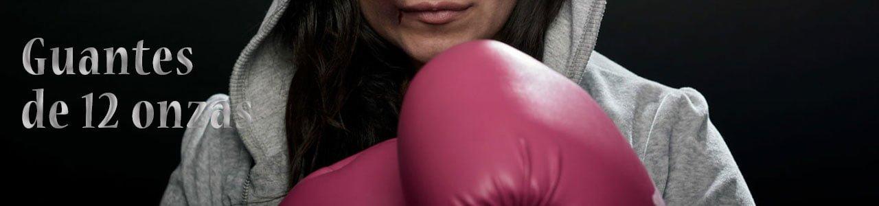 guantes de boxeo 12 onzas