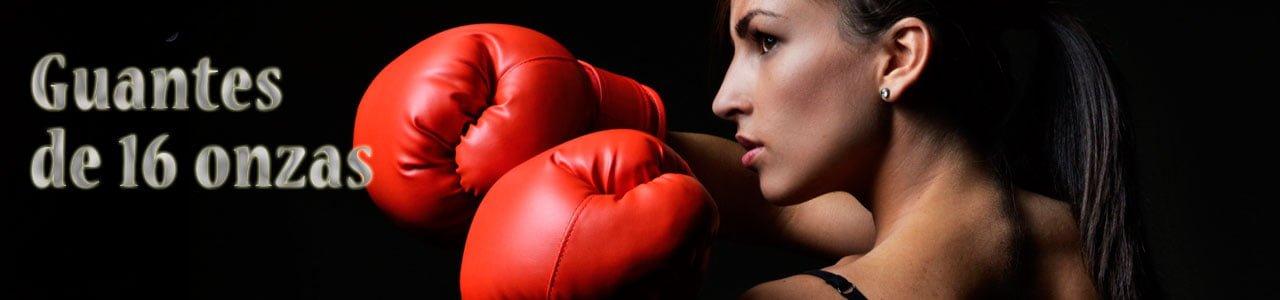 guantes de boxeo 16 onzas