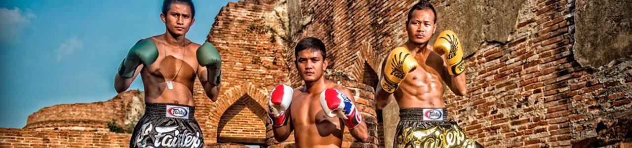 guantes de boxeo fairtex