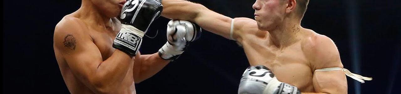 guantes de boxeo top king