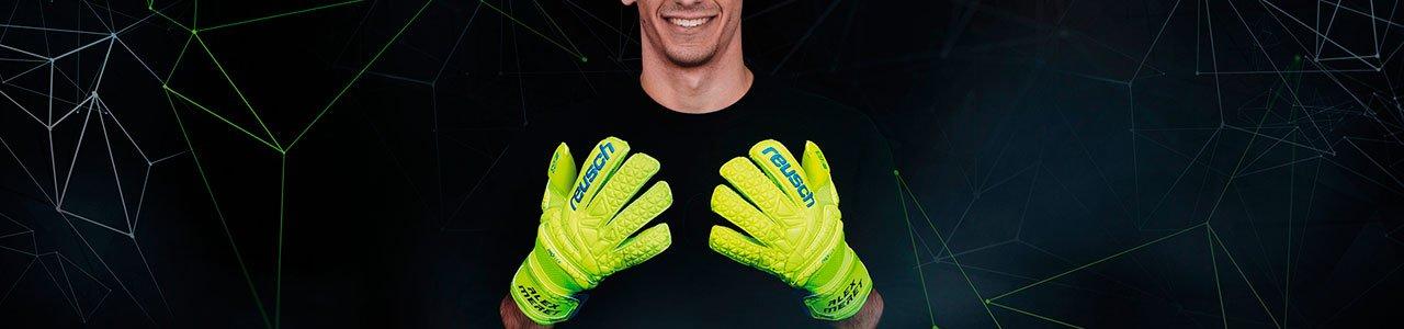 guantes de portero reusch