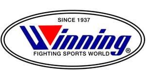 logo guantes de boxeo winning