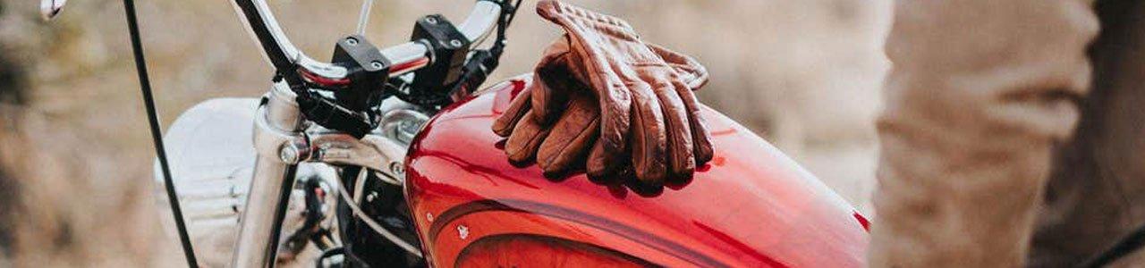 guante moto verano